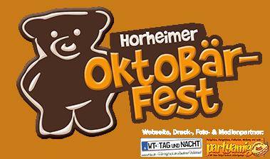 Horheimer OktoBär-Fest